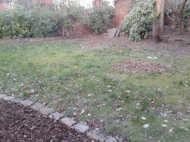 lawn and decking transformation manchester