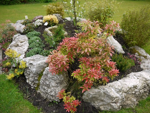 Rockeries dreamscape gardens landscaping and garden for Garden design ideas rockery