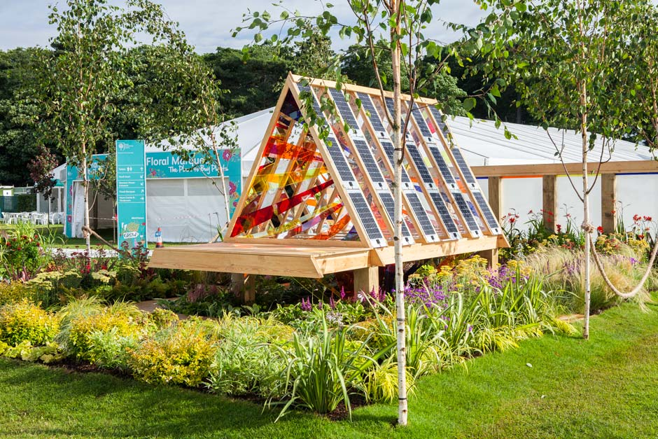 Our Aurora Arbora at RHS Tatton 2015