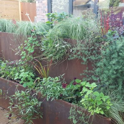 Family Garden – Heaton Moor