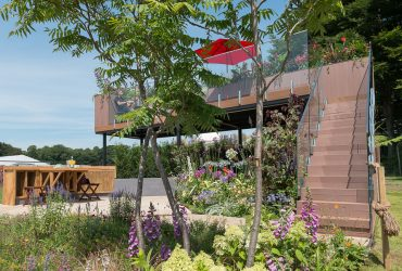 RHS Tatton 2017 – the ultimate 'before and after'!