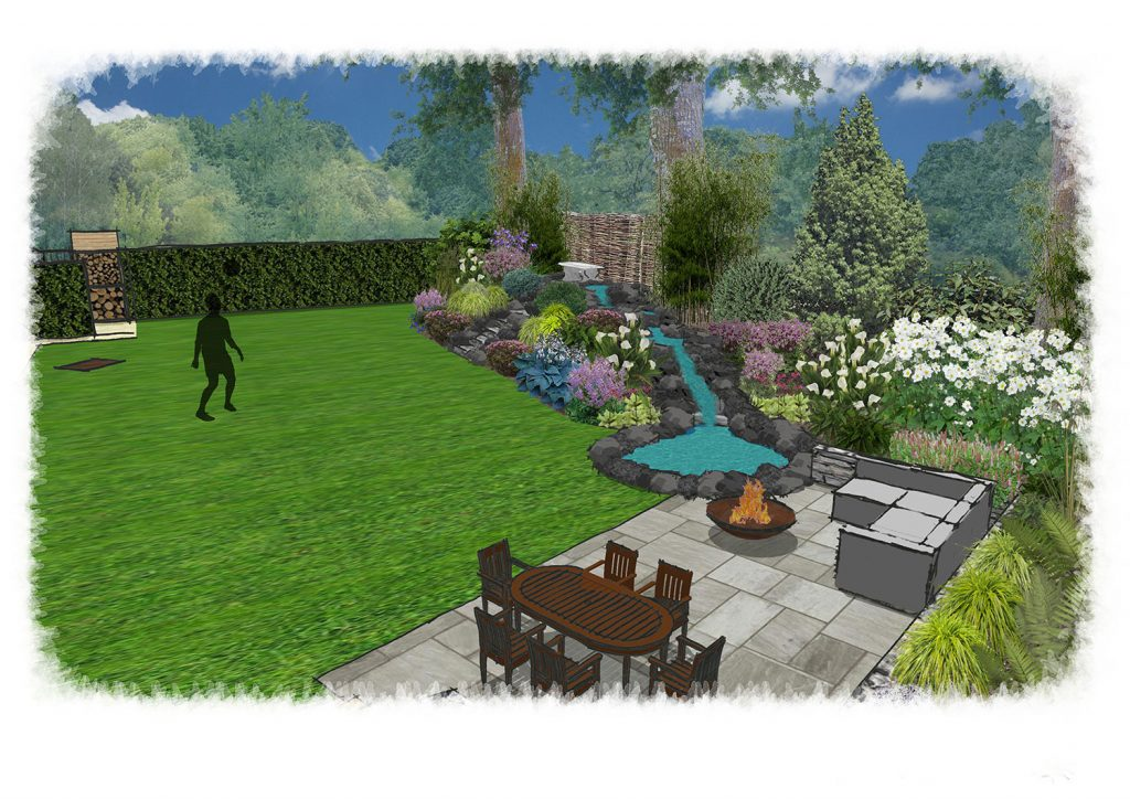 Wilmslow-garden-design-with-visual-pond-opti