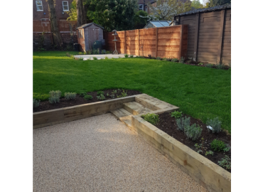 Plant Lovers Garden, Hale, Greater Manchester – case study
