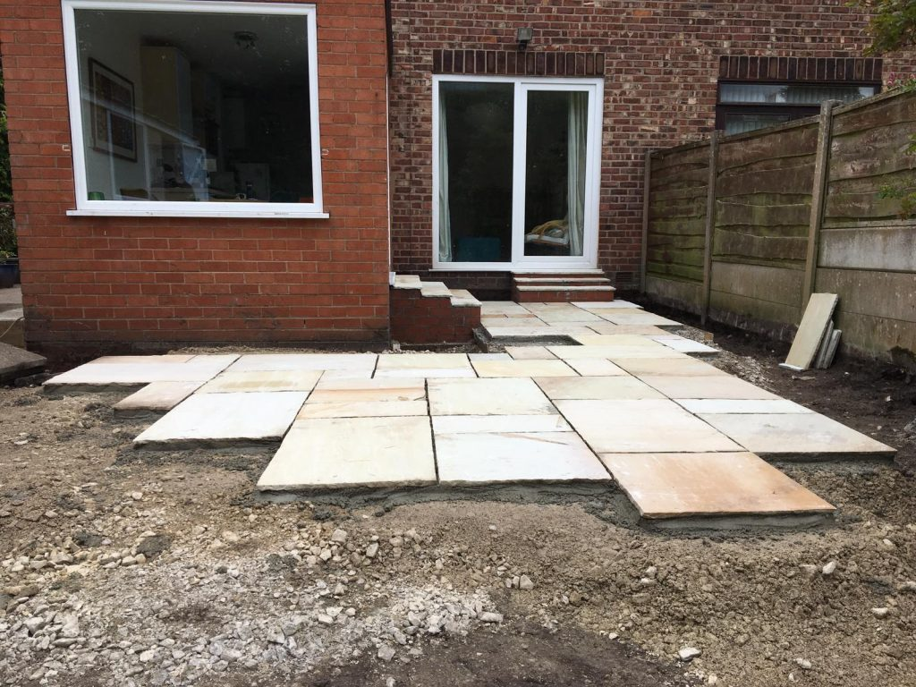 patio design in cheshire
