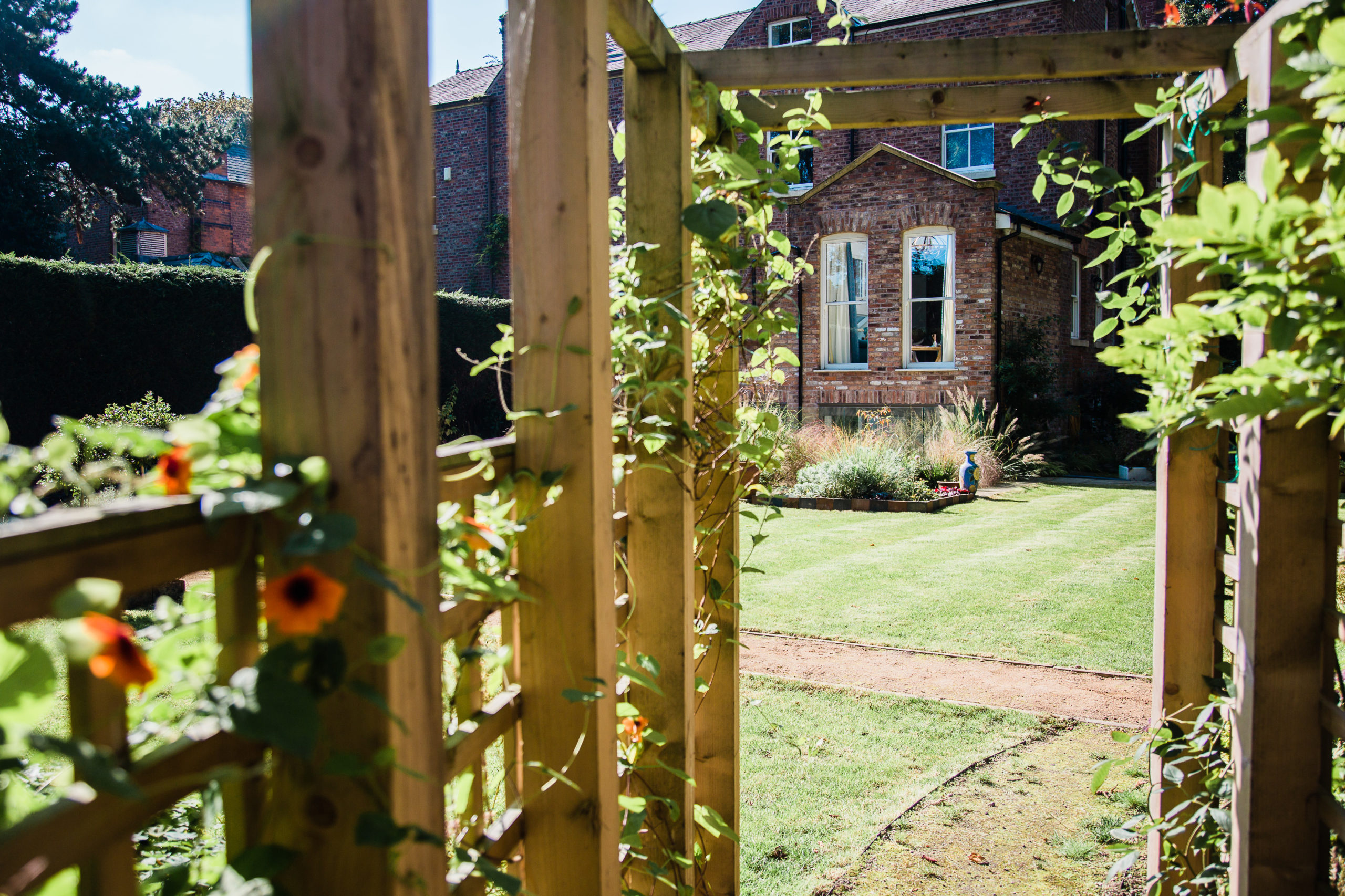 Wildlife friendly family garden – Cheadle Hulme