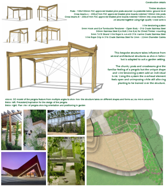 Large Modern Family Garden – Wilmslow, Cheshire